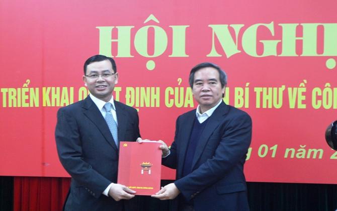 Bộ Chính trị bổ sung quy định về công tác cán bộ